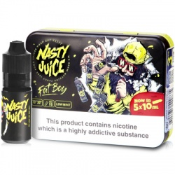 Nasty Juice Fat Boy E-Liquid