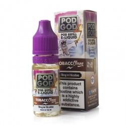Pod Godz Tobacc-Omen E-Liquid - Money Off!
