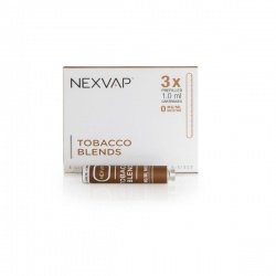 Nexvap Tobacco Blends Capsules