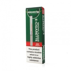 Nicocig Disposable Menthol High Electronic Cigarette