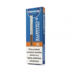 Nicocig Disposable Tobacco Medium Electronic Cigarette