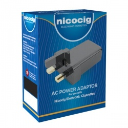Nicocig USB Mains Adaptor Charger