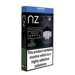 NZO Vape Decadent Frostbite Refill Pack (18mg)