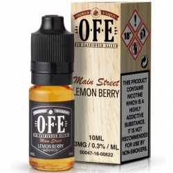 OFE Lemon Berry E-Juice