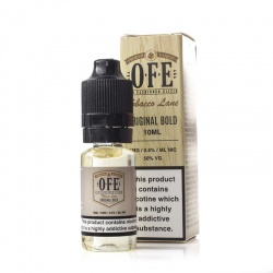 OFE Original Bold E-Juice