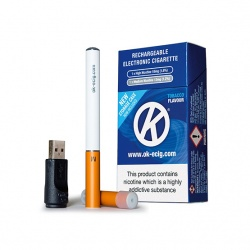 OK Vape Rechargeable E-Cigarette Starter Kit