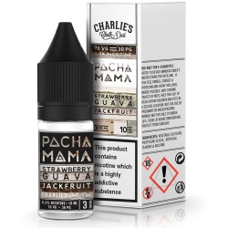 Pacha Mama Strawberry, Guava and Jackfruit E-Liquid