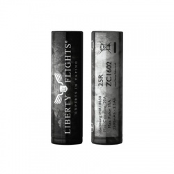 Samsung Liberty Flights INR18650-25R 2500mAh Battery