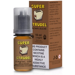 Super Strudel Brown Sugar E-Juice