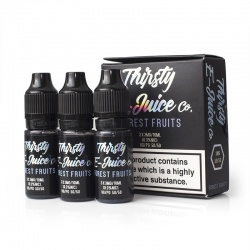 Thirsty E-Juice Co. Forest Fruits E-Liquid - Money Off!