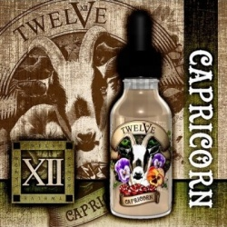 Twelve Vapor Capricorn E-Liquid
