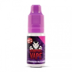Vampire Vape Strawberry Milkshake E-Liquid