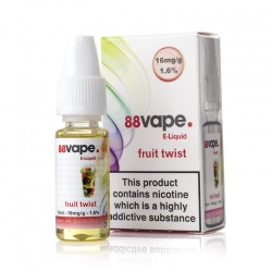 88Vape Fruit Twist E-Liquid