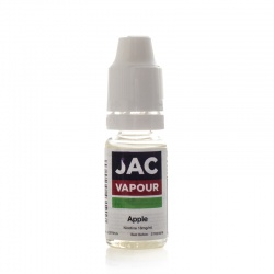 JAC Vapour Apple E-Liquid