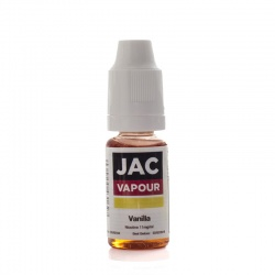 JAC Vapour Vanilla E-Liquid - Money Off!