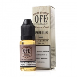 OFE Turkish Blend E-Juice