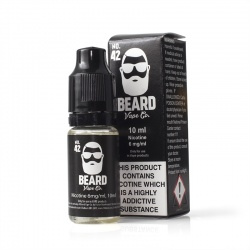Beard Vape Co No. 42 E-Liquid