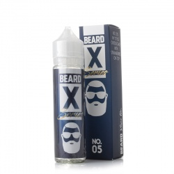Beard Vape Co X Series No. 05 Short Fill E-Liquid