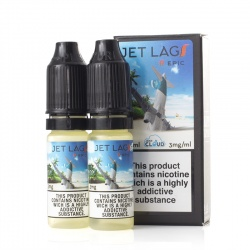 BordO2 Jet Lag #Epic VG E-Liquid