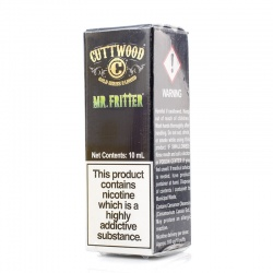 Cuttwood Mr Fritter E-Liquid - Money Off!