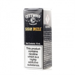 Cuttwood Sugar Drizzle E-Liquid