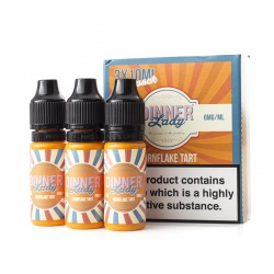Dinner Lady Cornflake Tart E-Liquid (Pack of 3)