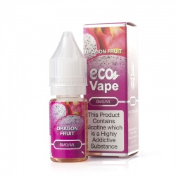 Eco Vape Premium Dragon Fruit V2 E-Juice - Money Off!