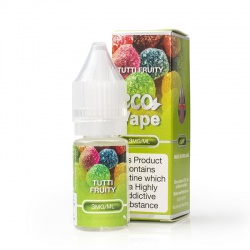 Eco Vape Premium Tutti Fruity V2 E-Juice - Money Off!