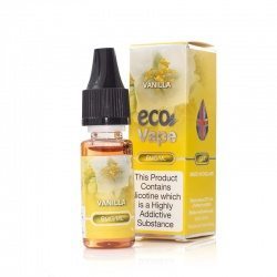 Eco Vape Premium Vanilla V2 E-Juice - Money Off!