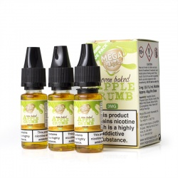 Mega Apple Crumb E-Liquid