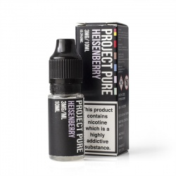 Project Pure Heisenberry E-Liquid