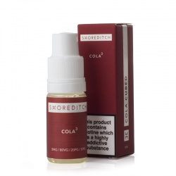 Shoreditch Cola Cubed VG E-Liquid - Money Off!
