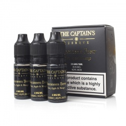 The Captain's Reserve Buccaneer's Brew E-Juice