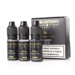 The Captain's Reserve Storm E-Juice