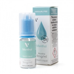 Vapour Menthol E-Liquid - Money Off!
