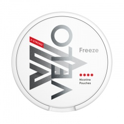 VELO Freeze Intense Peppermint 11mg Nicotine Pouches (Pack of 20)