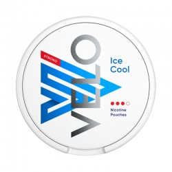 VELO Ice Cool 10mg Nicotine Pouches (Pack of 20)