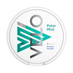 VELO Polar Mint 4mg Nicotine Pouches (Pack of 20)