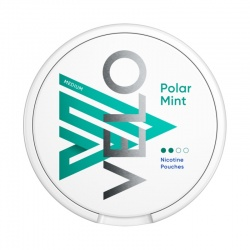 VELO Polar Mint 6mg Nicotine Pouches (Pack of 20)