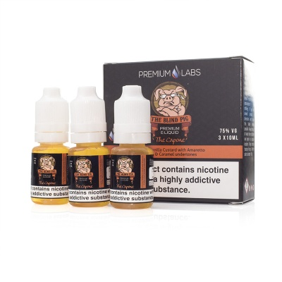 Blind Pig Vapor The Capone E-Liquid