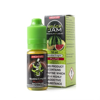 Space Jam Pluto High VG E-Liquid
