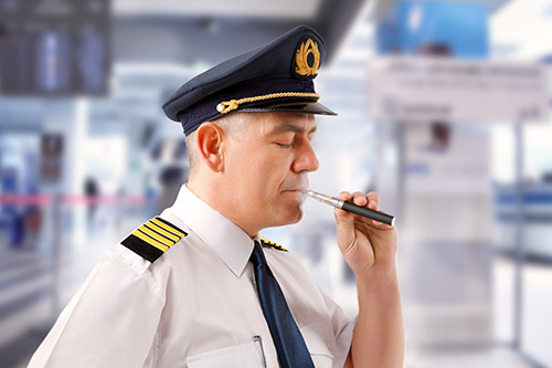 Vapes on a plane travel with your vaporiser pilot